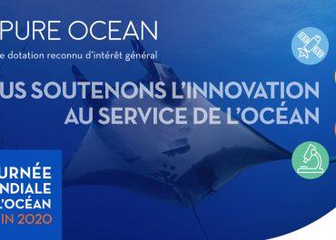 Journée Mondiale de l'Océan : Remmedia s'engage avec Pure Ocean
